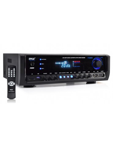Amplificador Receiver Pyle PT390BTU  Bluetooth