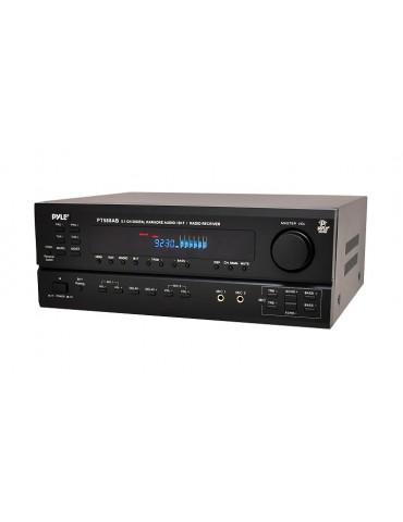 Amplificador Receiver 5.1 Pyle PT588AB