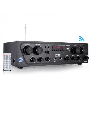 Amplificador PYLE PTA42BT 4 canales