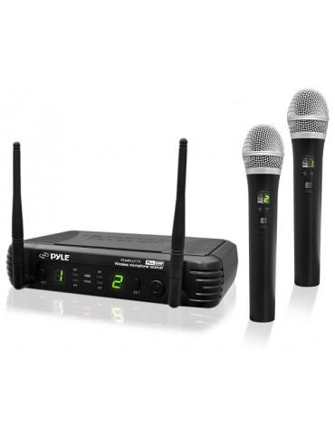 Microfonos UHF PYLE PDWM3375