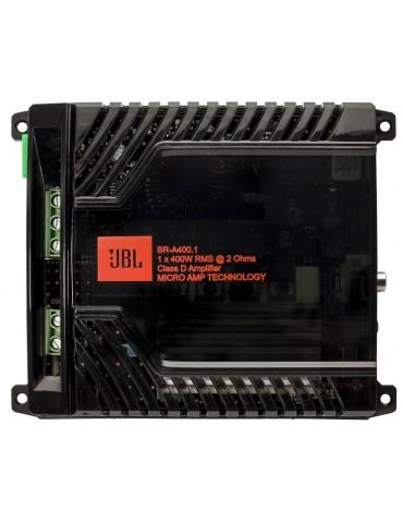 Amplificador Auto JBL BR-A 400.1 Monoblock