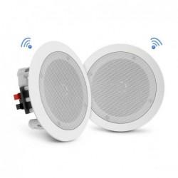 Parlantes de Cielo Activos Pyle PDICBT652RD Bluetooth