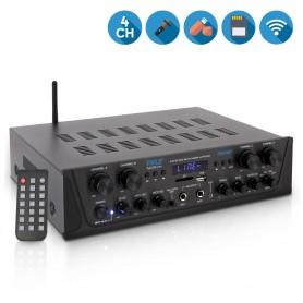 Amplificador PYLE PTA44BT 4 canales