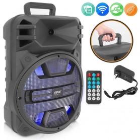 Parlante PYLE PPHP1243B 12 pulgadas Bluetooth