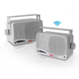 Parlante Activo Exterior Interior PYLE  PDWR42WBT Bluetooth