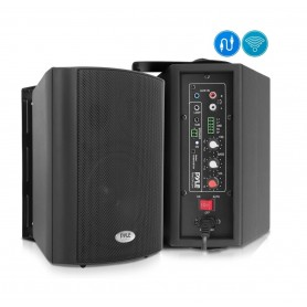 Parlante Activo Interior PYLE  PDWR53BTBK Bluetooth