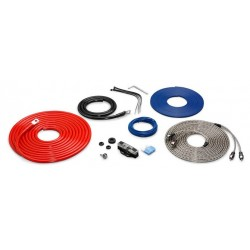 Kit de cables amplificador JL AUDIO 5 AWG cobre 100%