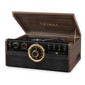 Tornamesa Vintage Victrola VTA-270B