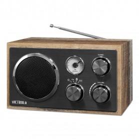 Radio Vintage Victrola VRS2400