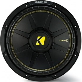 Subwoofer Auto Kicker CWCD124