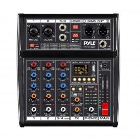 Mixer Pyle PMX464 DJ Controller