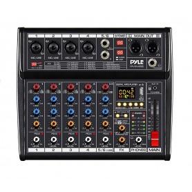 Mixer Pyle PMX466 DJ Controller