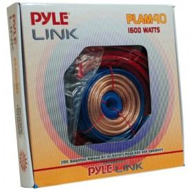 Kit de cables para amplificador 4 AWG PLAM40