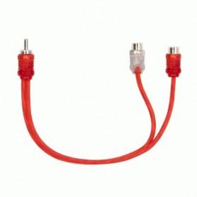 Cable RCA tipo Y Metra R3Y2