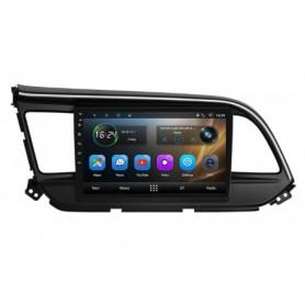 Radio Android Hyundai Elantra 2016 - 2018