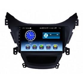 Radio Android Hyundai Elantra  2010 - 2013