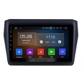 Radio Android Suzuki New Swift 2017 - 2021