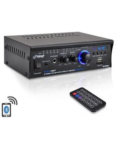 Amplificador PYLE PCAU48BT con Bluetooth