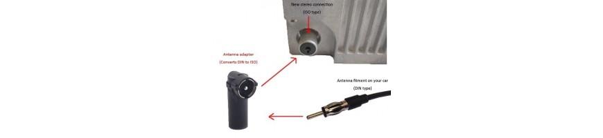 Conector Antena